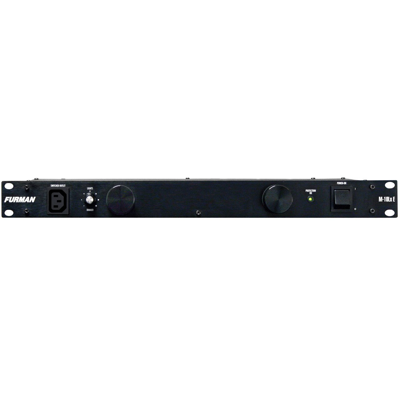 Power Conditioners - Furman Merit Series M-10Lx E Power Conditioner / Light Module