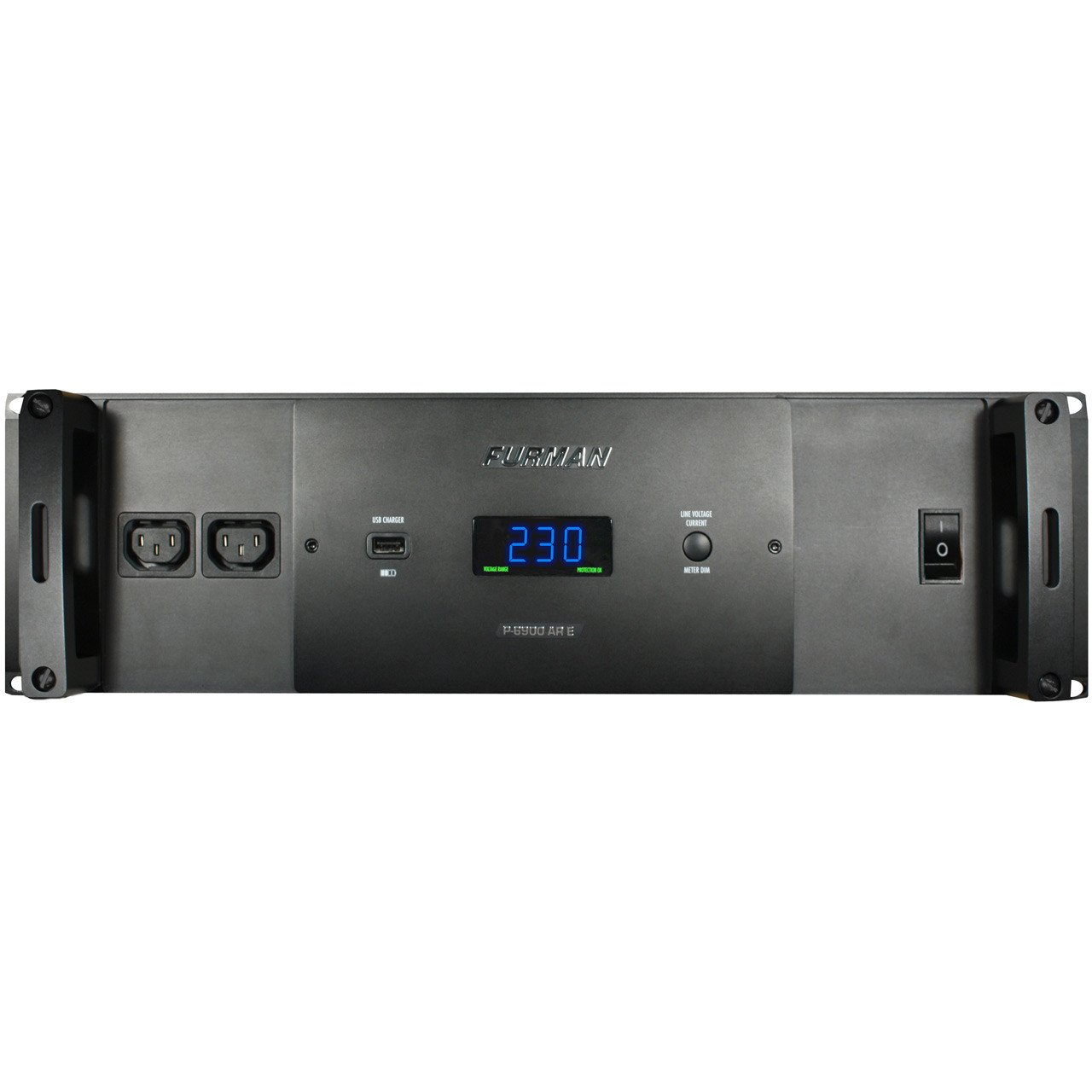 Power Conditioners - Furman P-6900 AR E Power Conditioner And Voltage Regulator