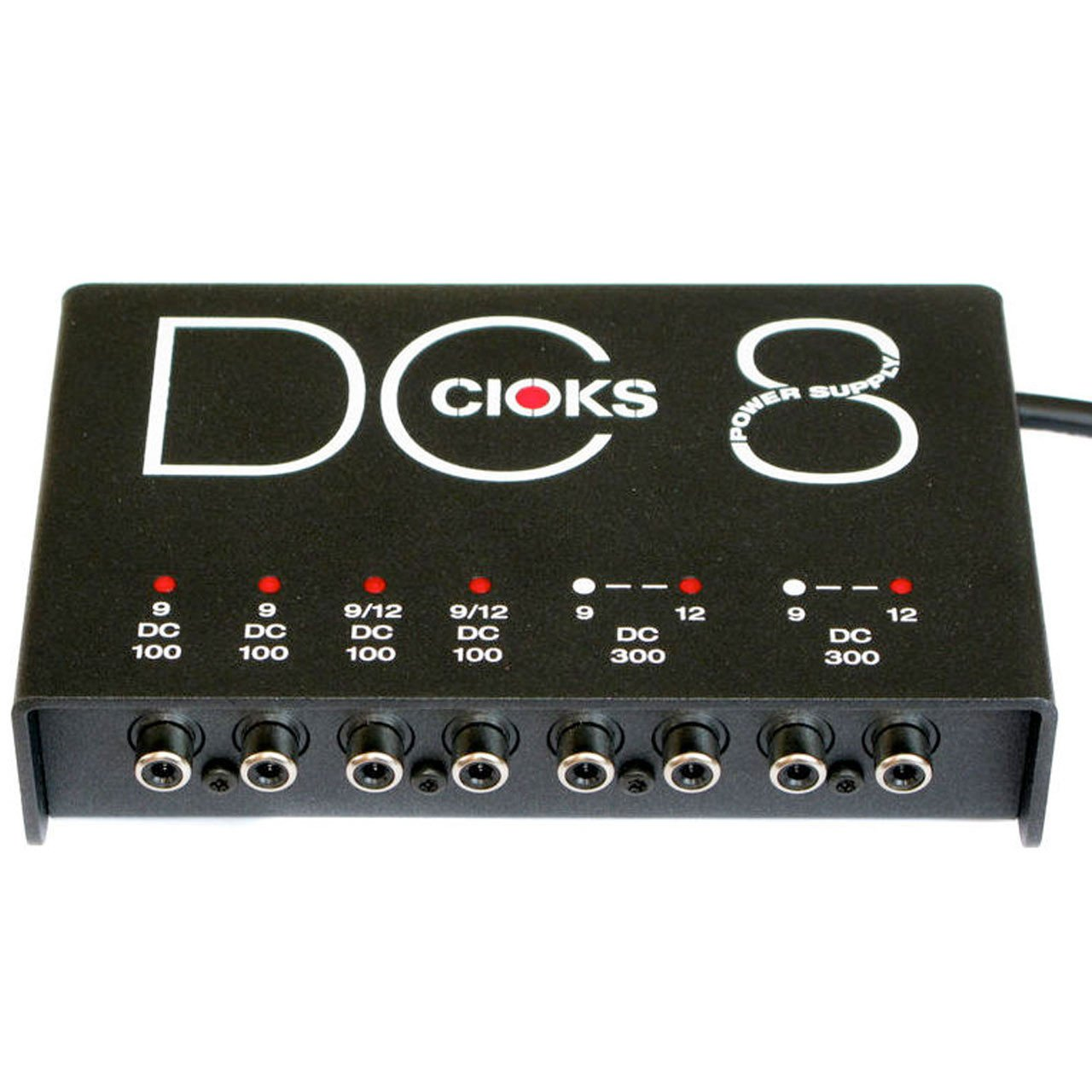 Power Supplies - CIOKS DC8 - Professional Power Supply For Effect Pedals With 8 Outlets