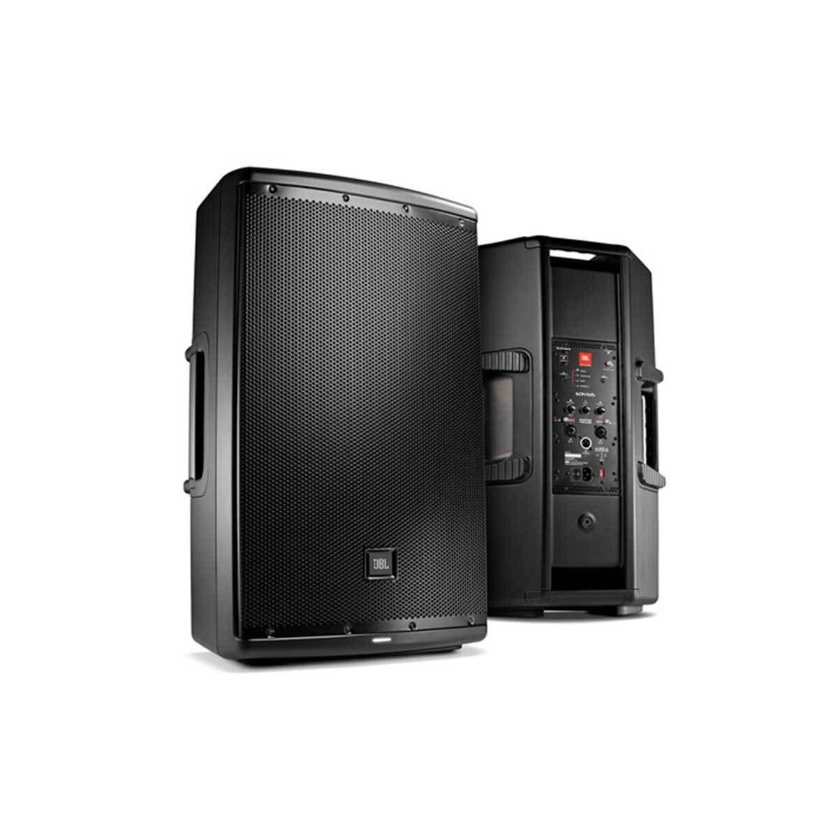 Powered PA Speakers - JBL EON 615 Two-Way Powered PA Speaker