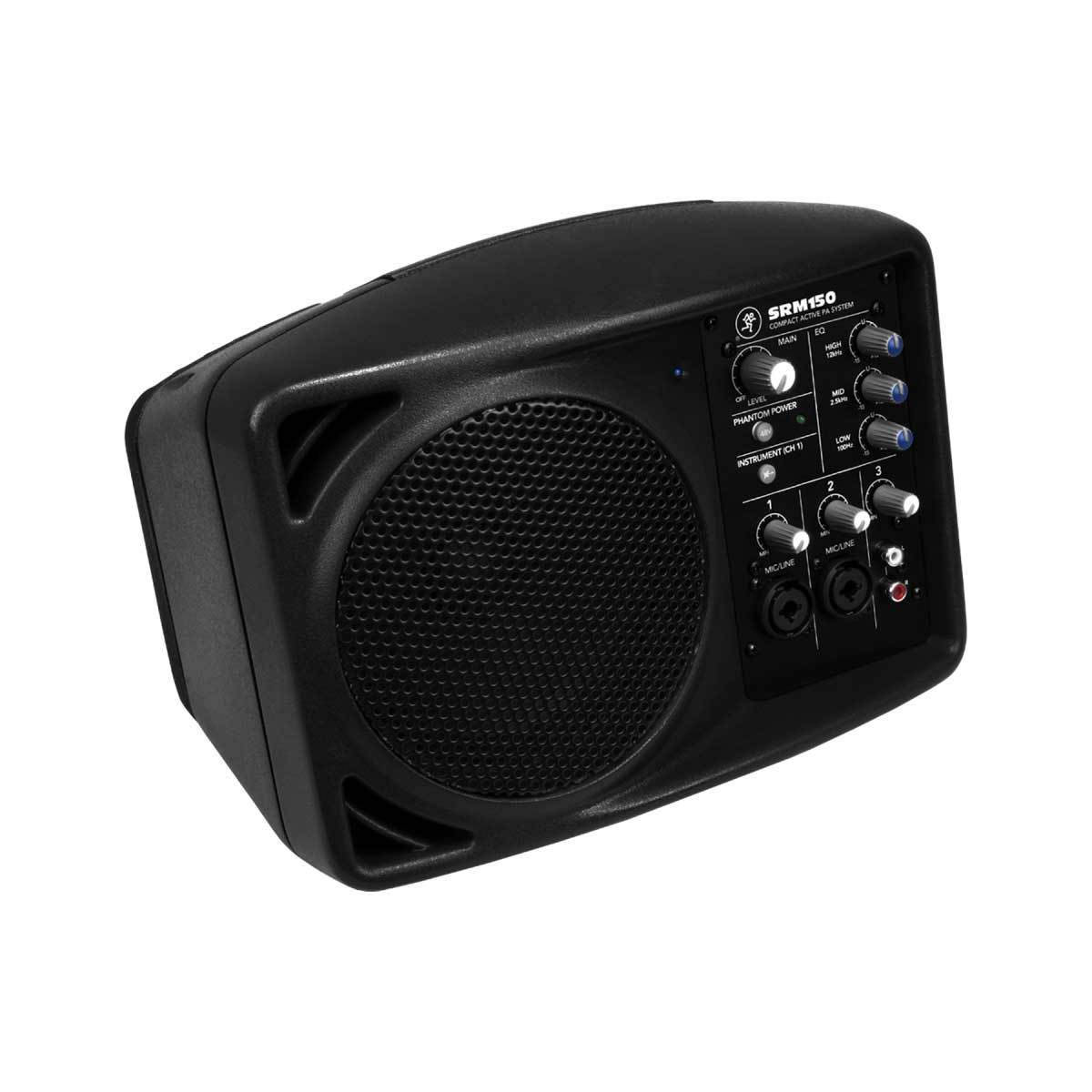 Powered PA Speakers - Sounds Easy