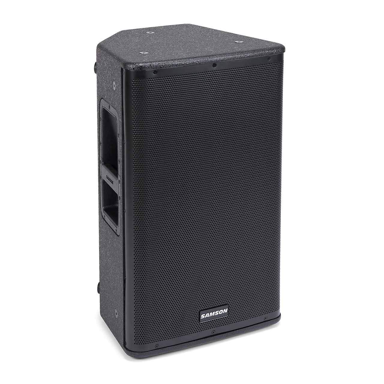 Powered PA Speakers - Samson RSX112A - 1600W 2-Way Active Loudspeaker (SINGLE)