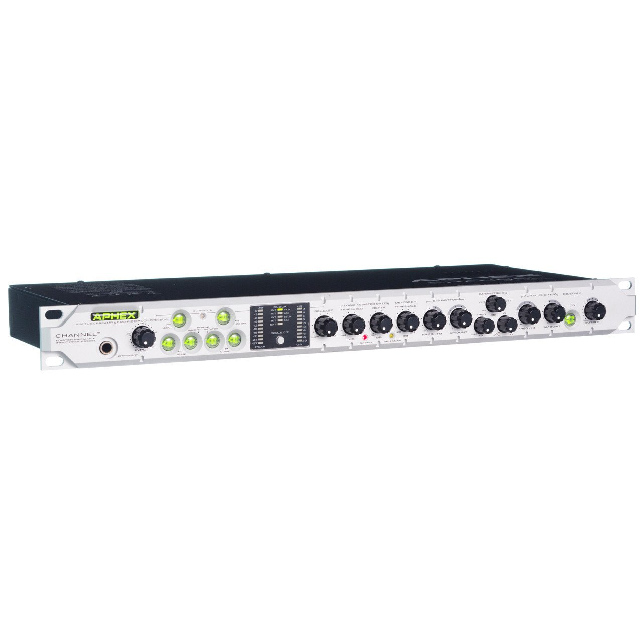 Preamps/Channel Strips - Aphex Channel - Master Preamp & Input Processor