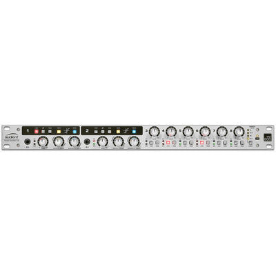 Preamps/Channel Strips - Audient ASP800 8 Channel Microphone Preamplifier And ADC
