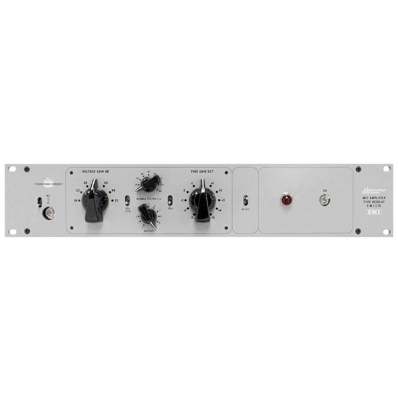 Preamps/Channel Strips - Chandler Limited REDD.47 Pre Amp