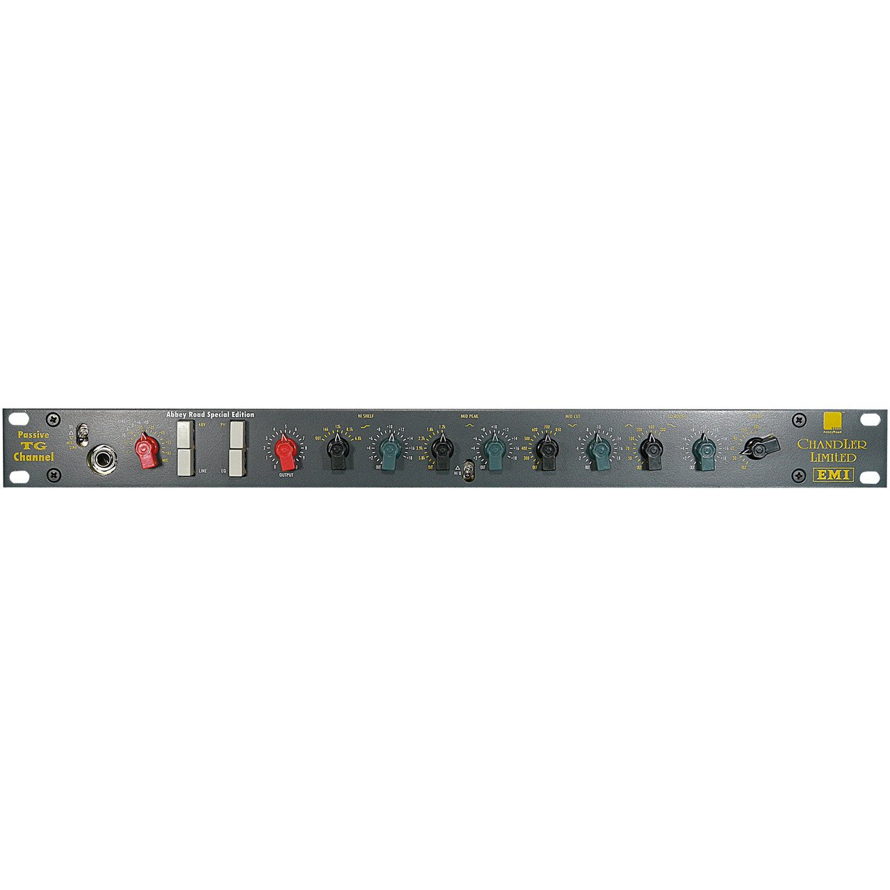 Preamps/Channel Strips - Chandler Limited TG Channel MKII