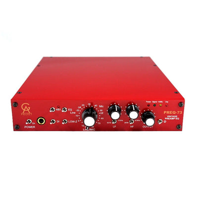 Preamps/Channel Strips - Golden Age Project PREQ 73 Preamp With EQ