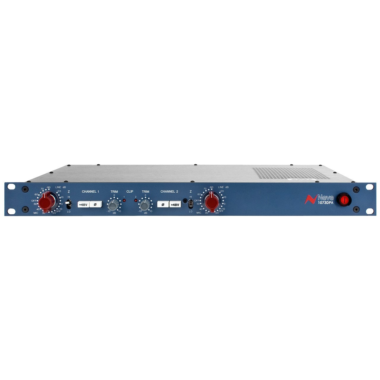 Preamps/Channel Strips - Neve AMS 1073 DPA Preamplifier