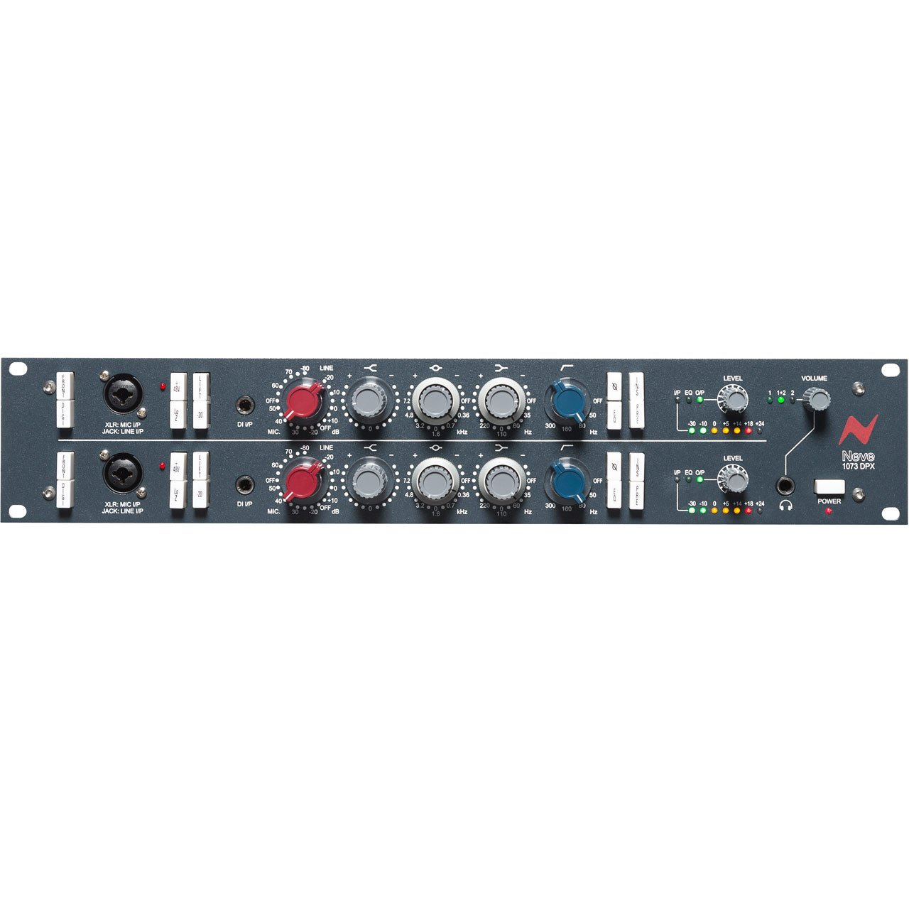 Preamps/Channel Strips - Neve AMS 1073DPX Dual Preamp & EQ