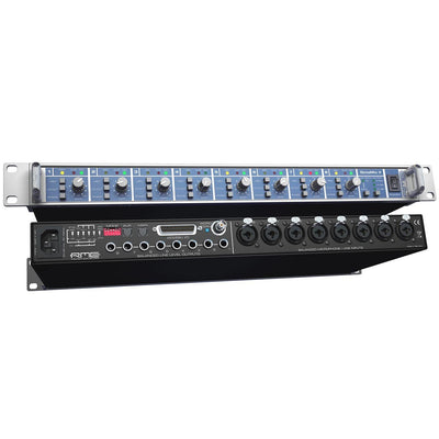 Preamps/Channel Strips - RME OctaMic II Microphone Preamp