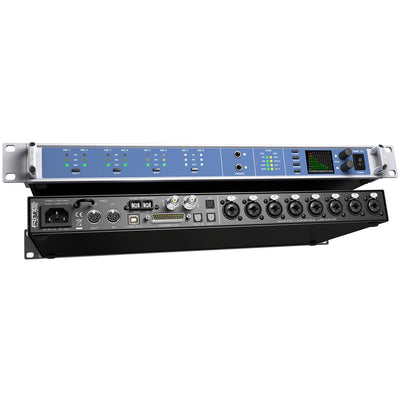 Preamps/Channel Strips - RME OctaMic XTC 8 Channel Mic Pre-Amp