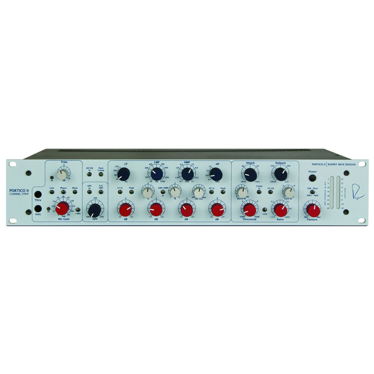Preamps/Channel Strips - Rupert Neve Designs Portico II Channel Strip