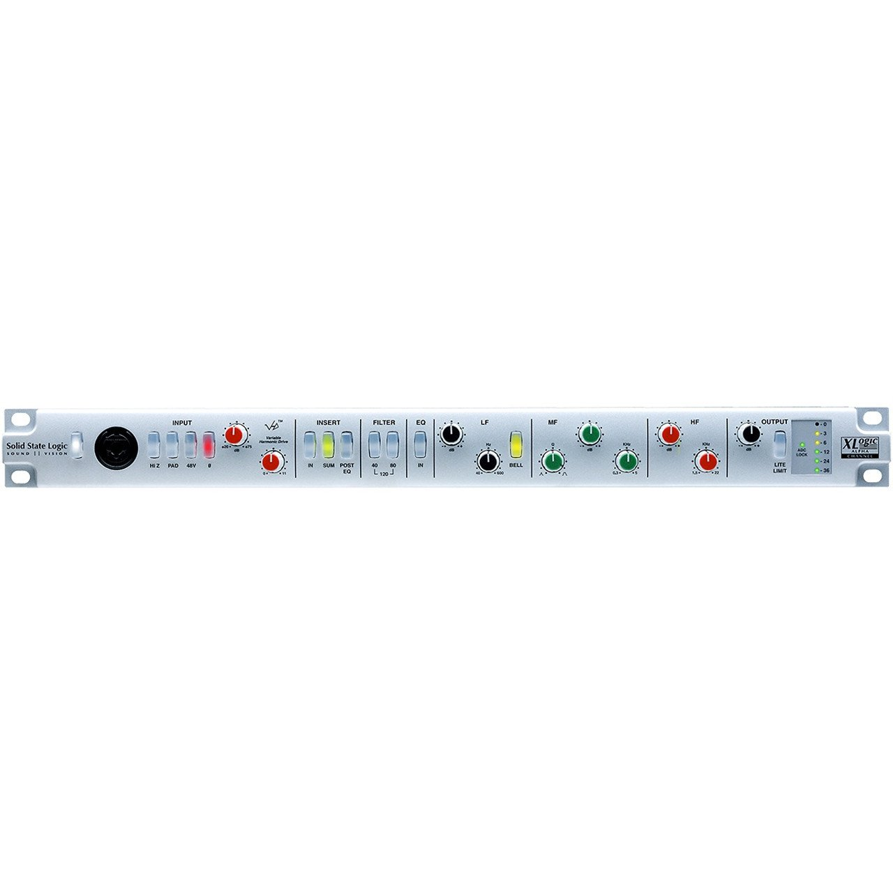 Solid State Logic - SSL Alpha Channel Strip Preamp
