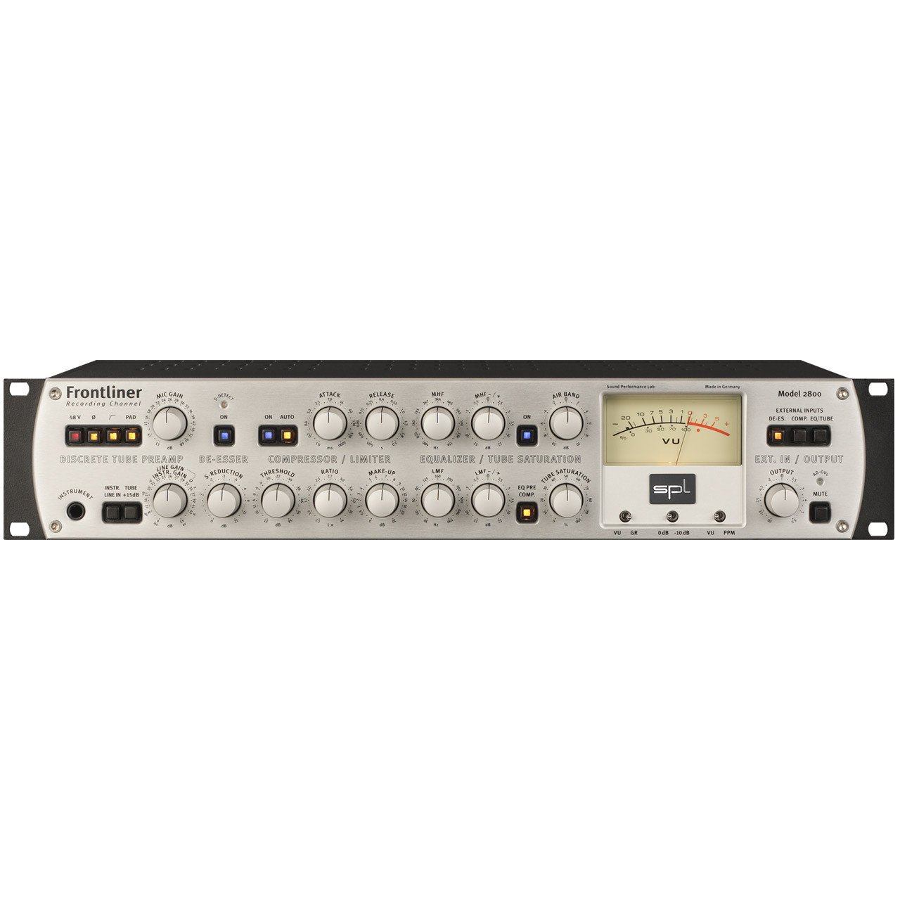 Preamps/Channel Strips - SPL Frontliner Recording Channel