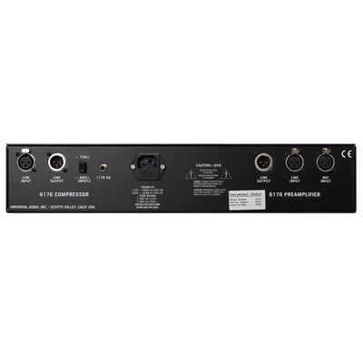 Preamps/Channel Strips - Universal Audio 6176 Vintage Channel Strip