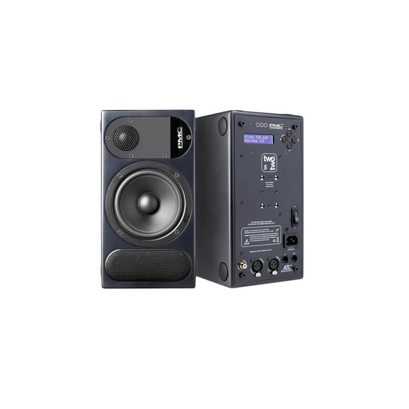 PMC twotwo.5 Nearfield Reference Monitors (PAIR)
