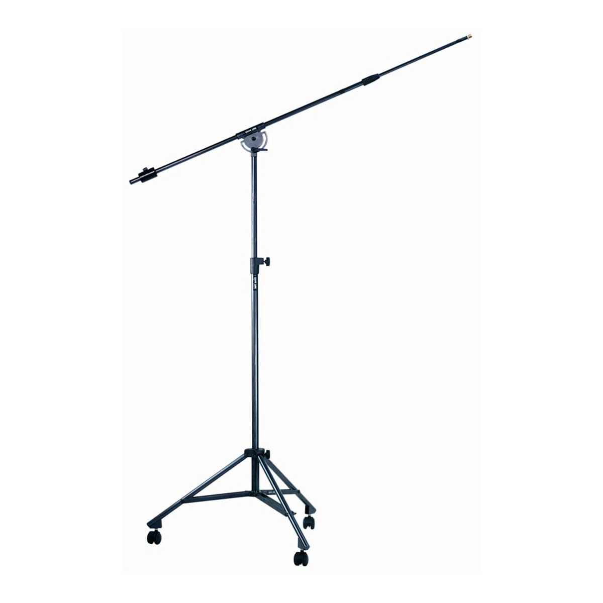 Quicklok A/50 Height-adjustable tripod studio boom stand with casters