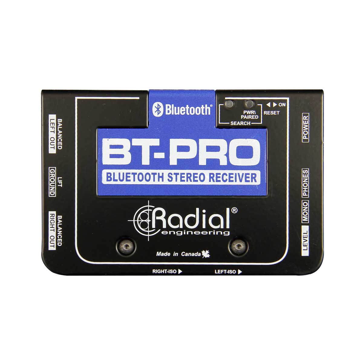 Radial Engineering BT Pro Stereo Bluetooth DI Box