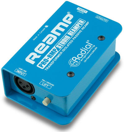 Reamping - Radial ProRMP Passive Reamper