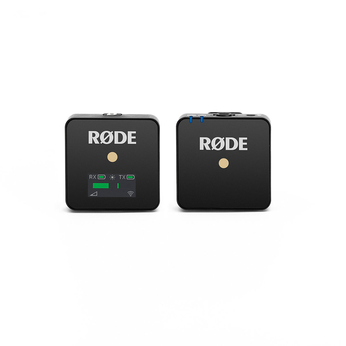 RODE Wireless GO Compact Wireless Microphone System Black