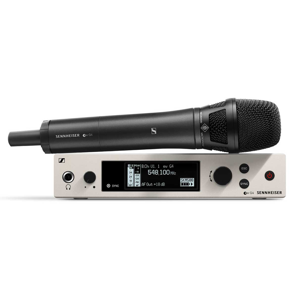 Sennheiser ew 500 G4-KK205-AS Wireless Vocal Set