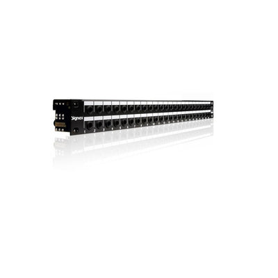 Signal Routing - Signex Q Patch Panel - QPP48 - 1/4 Inch TRS Patch Bay