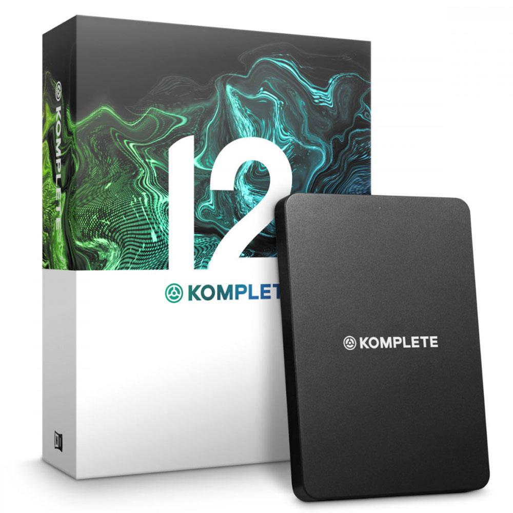 Native Instruments Komplete 12 Production Suite