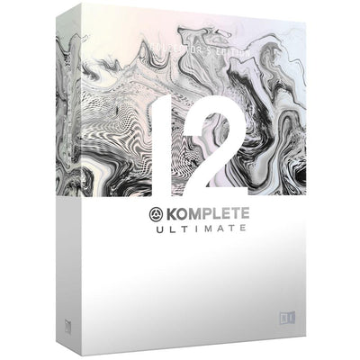 Software Bundles - Native Instruments Komplete 12 Ultimate Collector's Edition Production Suite