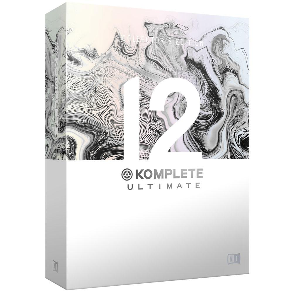 Native Instruments Komplete 12 Ultimate Collector's Edition - UPGRADE FROM KOMPLETE (K8-K12)
