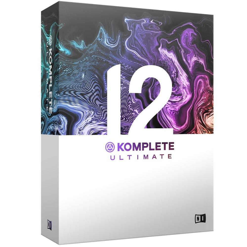 Native Instruments Komplete 12 Ultimate - UPGRADE FROM KOMPLETE STANDARD (K8-K12)