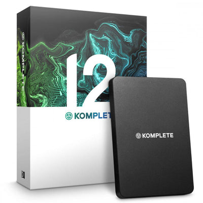 Software Bundles - Native Instruments Komplete 12 UPGRADE FROM KOMPLETE SELECT