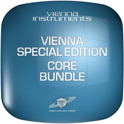 Software Bundles - Vienna Symphonic Library VSL - SPECIAL EDITION CORE BUNDLE