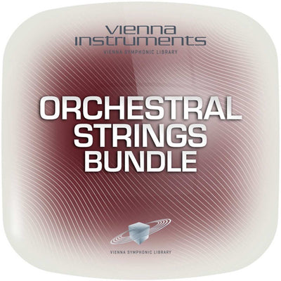 Software Bundles - Vienna Symphony Library VSL - ORCHESTRAL STRINGS BUNDLE