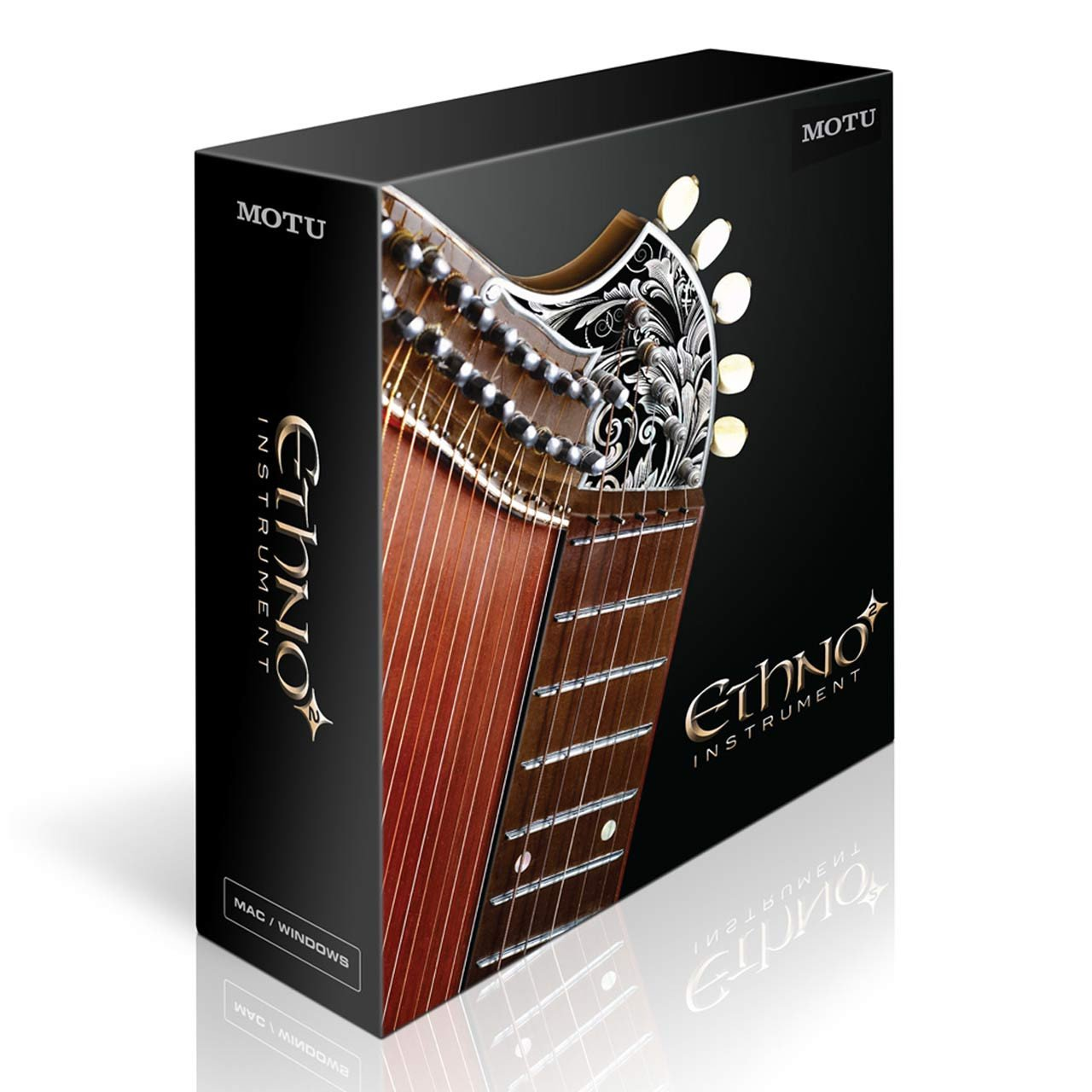 Software Instruments - MOTU Ethno Instrument 2 - World Music Software Instrument