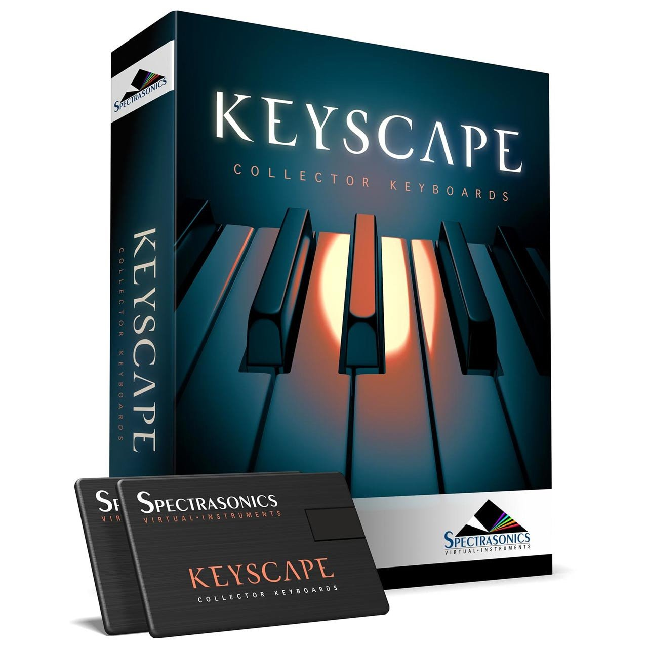 Spectrasonics Keyscape - Collector Keyboards Software Instrument