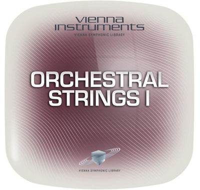 Software Instruments - Vienna Symphonic Library VSL - ORCHESTRAL STRINGS I