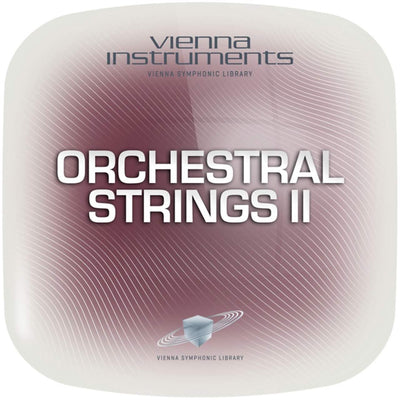 Software Instruments - Vienna Symphonic Library VSL - ORCHESTRAL STRINGS II