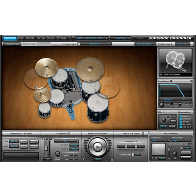 Sound Library Expansions - Toontrack Roots SDX - Brushes, Rods & Mallets