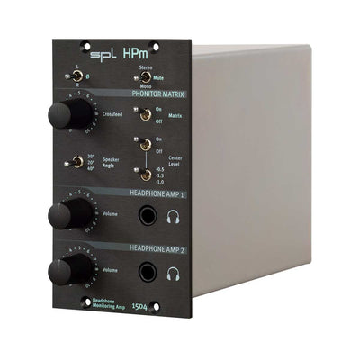 SPL HPm 500-series Headphone Monitoring Amplifier Side