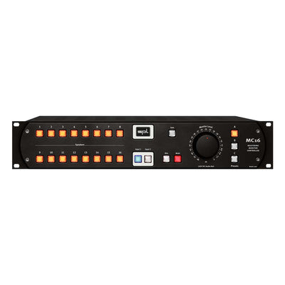 SPL MC16 16 Channel Master Monitoring Controller