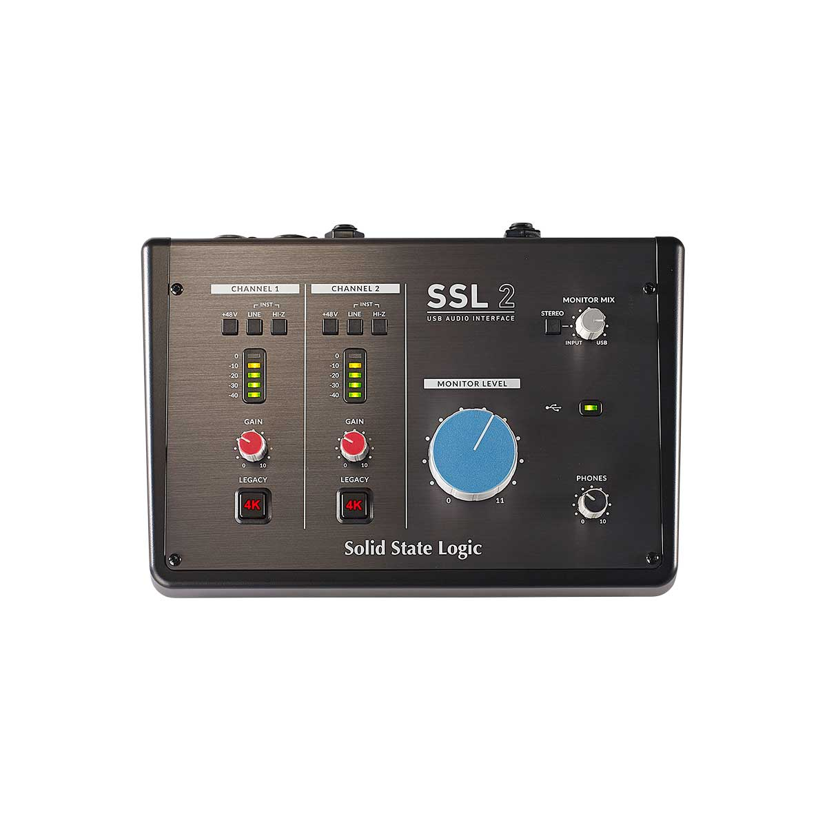 Solid State Logic 2 2-channel USB Audio Interface