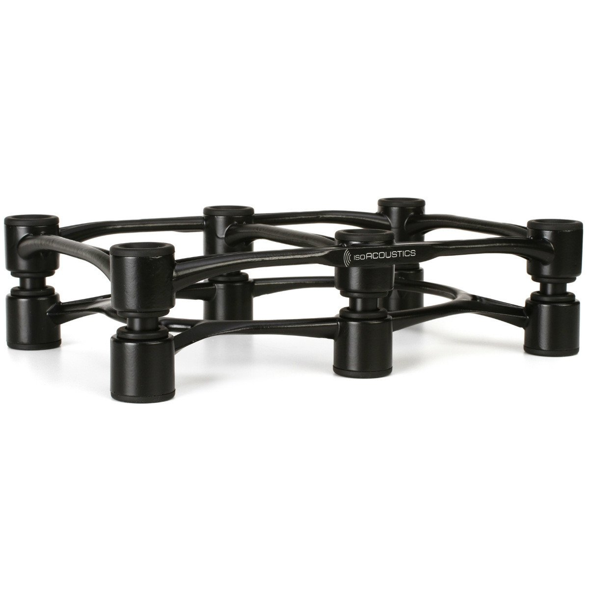 Studio Monitor Stands - IsoAcoustics Aperta 300 Sculpted Aluminum Acoustic Isolation Stand (SINGLE)