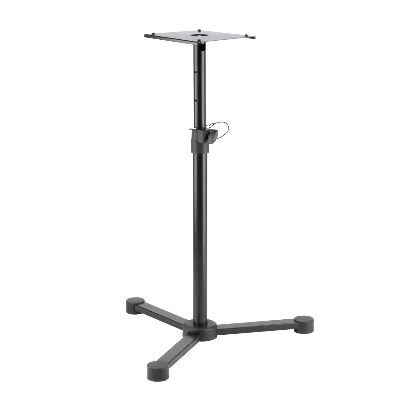 Studio Monitor Stands - Konig & Meyer 26720 Monitor Stand Black (SINGLE)