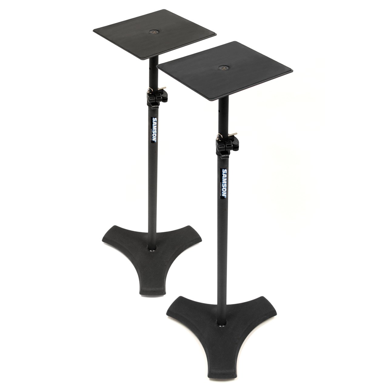 Studio Monitor Stands - Samson MS300 - Studio Monitor Stands (PAIR)