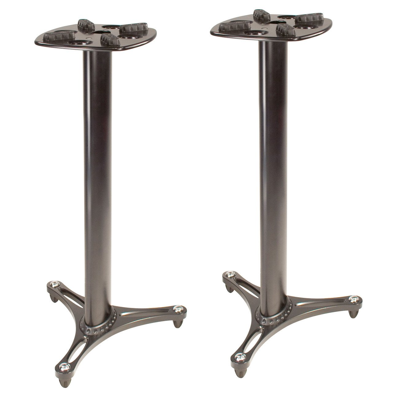 Ultimate Support MS-90/36B studio monitor stands