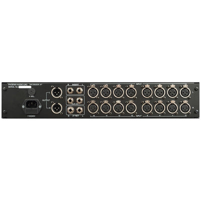 Summing Mixers - Phoenix Audio Nicerizer 16 MKII 16-Channel Summing Mixer