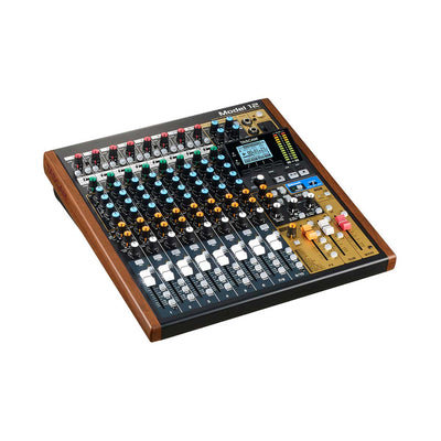 TASCAM Model 12 integrated mixer and multi-track recorder