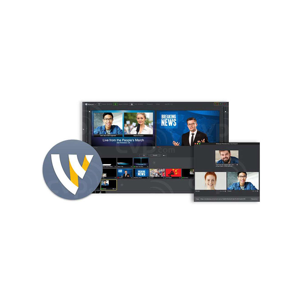 Telestream Wirecast Studio 8 for Mac