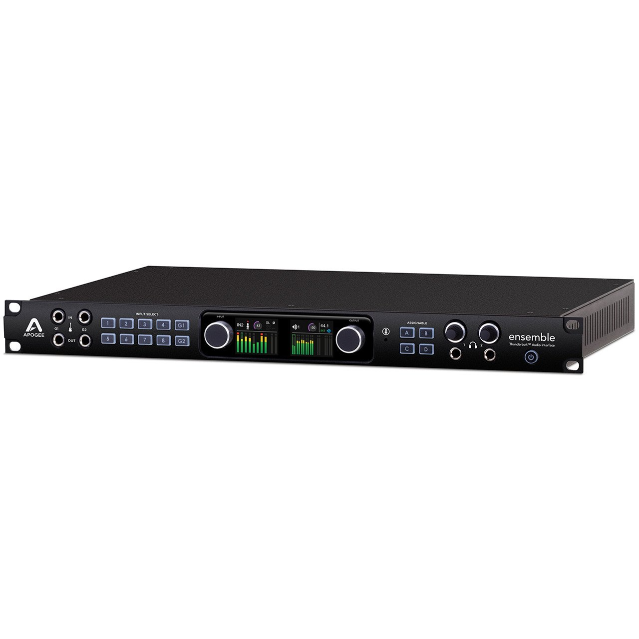 Thunderbolt Interfaces - Apogee Ensemble Thunderbolt Audio Interface