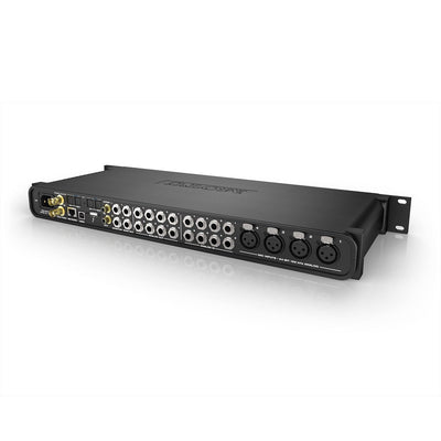 Thunderbolt Interfaces - MOTU 1248 Thunderbolt / AVB Ethernet / USB Audio Interface